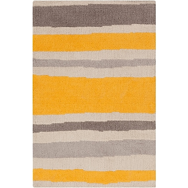 Surya Abigail ABI9021-811 Machine Made Rug, 8' x 11' Rectangle