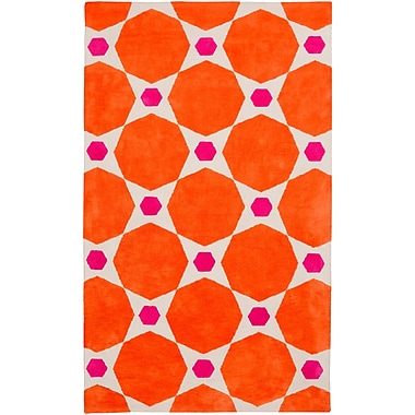 Surya Abigail ABI9066-23 Machine Made Rug, 2' x 3' Rectangle