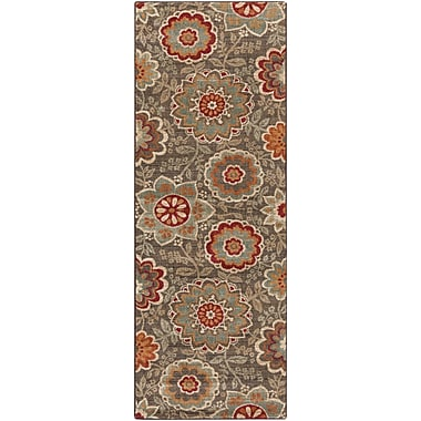 Surya Arabesque ABS3020-2747 Machine Made Rug, 2'7