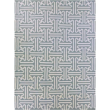Surya Smithsonian Archive ACH1703-811 Hand Woven Rug, 8' x 11' Rectangle