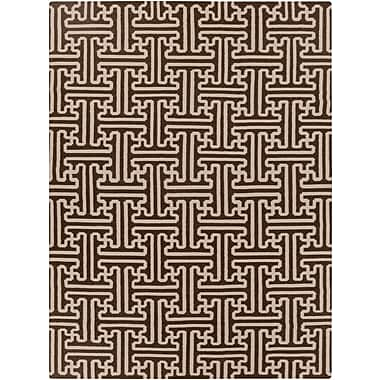Surya Smithsonian Archive ACH1710-913 Hand Woven Rug, 9' x 13' Rectangle