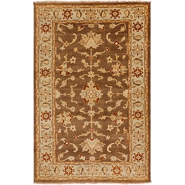 Surya Ainsley AIN1009-811 Hand Knotted Rug, 8' x 11' Rectangle