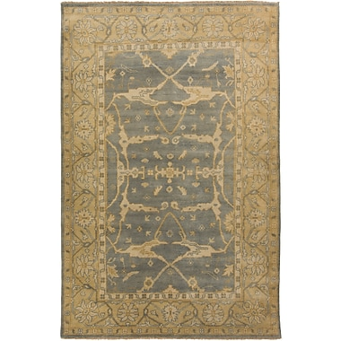 Surya Ainsley AIN1010-913 Hand Knotted Rug, 9' x 13' Rectangle