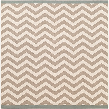 Surya Alfresco ALF9645-89SQ Machine Made Rug, 8'9