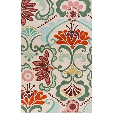 Surya KD Spain Alhambra ALH5018-58 Hand Tufted Rug, 5' x 8' Rectangle