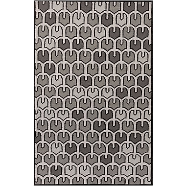 Surya Beth Lacefield Alameda AMD1080-23 Hand Woven Rug, 2' x 3' Rectangle