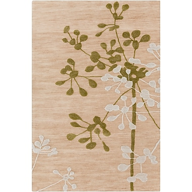 Surya Ameila AME2236-23 Machine Made Rug, 2' x 3' Rectangle
