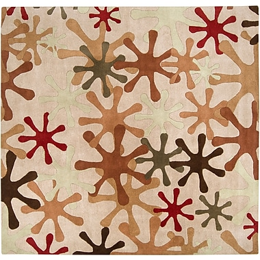 Surya Athena ATH5019-8SQ Hand Tufted Rug, 8' Square