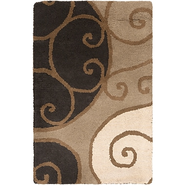 Surya Athena ATH5111-1014 Hand Tufted Rug, 10' x 14' Rectangle