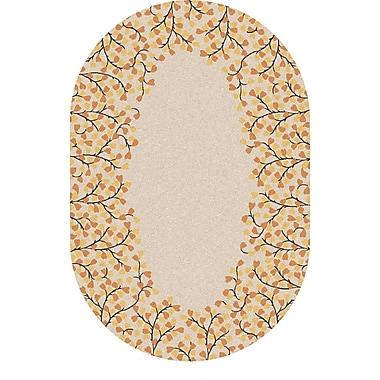 Surya Athena ATH5118-69OV Hand Tufted Rug, 6' x 9' Oval
