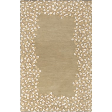 Surya Athena ATH5119-46 Hand Tufted Rug, 4' x 6' Rectangle