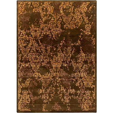 Surya Banshee BAN3340-23 Hand Tufted Rug, 2' x 3' Rectangle