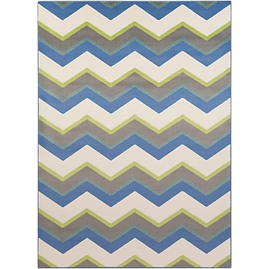 Surya Bambino BBO5003-7811 Machine Made Rug, 7'8