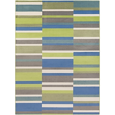 Surya Bambino BBO5009-5272 Machine Made Rug, 5'2