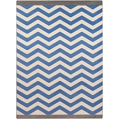Surya Bambino BBO5021-5272 Machine Made Rug, 5'2