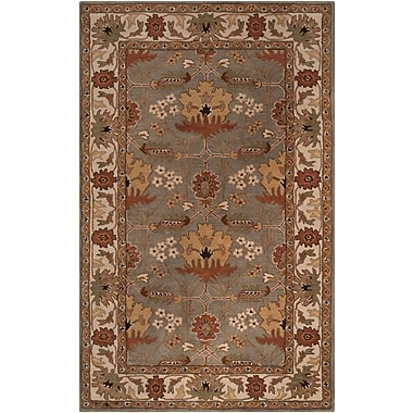 Surya Bungalo BNG5018-23 Hand Tufted Rug, 2' x 3' Rectangle