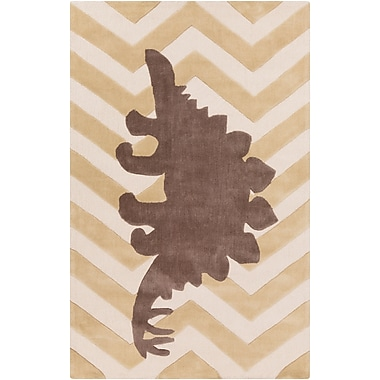 Surya Budding BUD2006-58 Hand Tufted Rug, 5' x 8' Rectangle