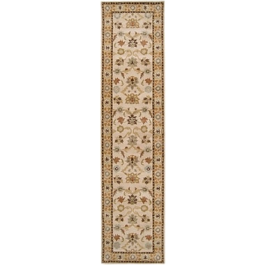 Surya Caesar CAE1010-69 Hand Tufted Rug, 6' x 9' Rectangle