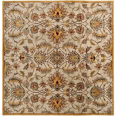 Surya Caesar CAE1029-8SQ Hand Tufted Rug, 8' Square