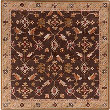 Surya Caesar CAE1083-6SQ Hand Tufted Rug, 6' Square