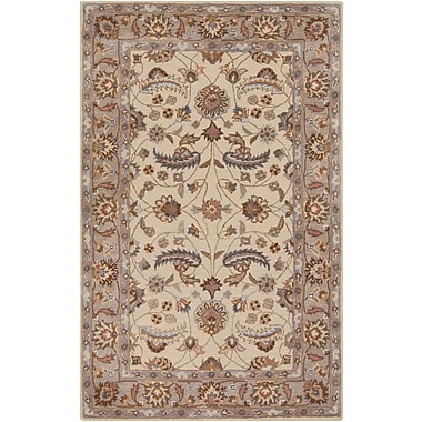 Surya Caesar CAE1118-23 Hand Tufted Rug, 2' x 3' Rectangle