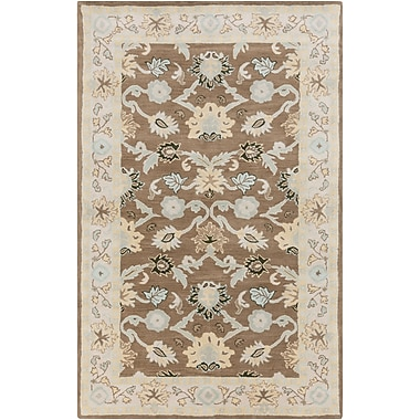 Surya Caesar CAE1127-58 Hand Tufted Rug, 5' x 8' Rectangle