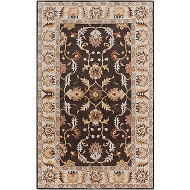 Surya Caesar CAE1130-912 Hand Tufted Rug, 9' x 12' Rectangle