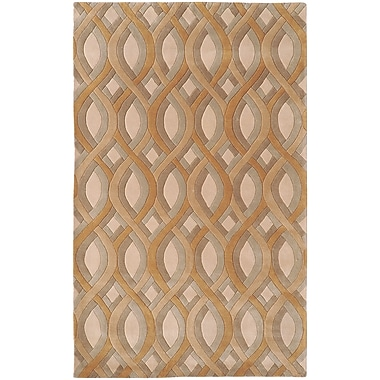 Surya Candice Olson Modern Classics CAN1901-58 Hand Tufted Rug, 5' x 8' Rectangle