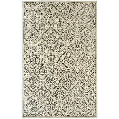 Surya Candice Olson Modern Classics CAN1913-58 Hand Tufted Rug, 5' x 8' Rectangle