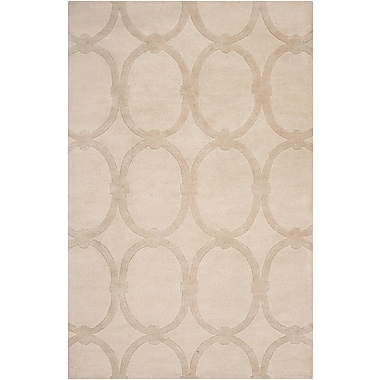 Surya Candice Olson Modern Classics CAN1991-58 Hand Tufted Rug, 5' x 8' Rectangle