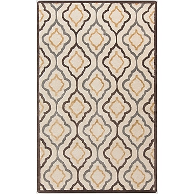 Surya Candice Olson Modern Classics CAN2024-58 Hand Tufted Rug, 5' x 8' Rectangle