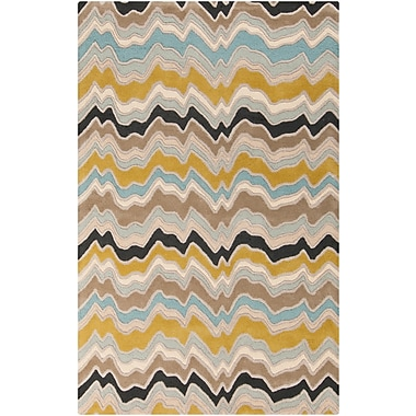 Surya Candice Olson Modern Classics CAN2029-58 Hand Tufted Rug, 5' x 8' Rectangle