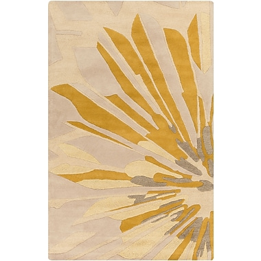 Surya Candice Olson Modern Classics CAN2031-58 Hand Tufted Rug, 5' x 8' Rectangle