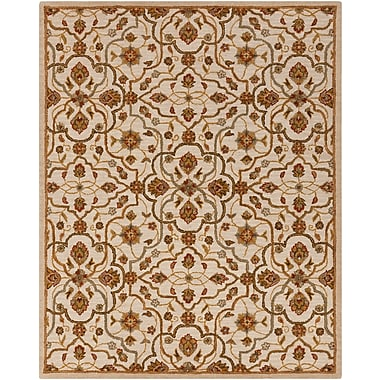 Surya Carrington CAR1003 Hand Hooked Rug