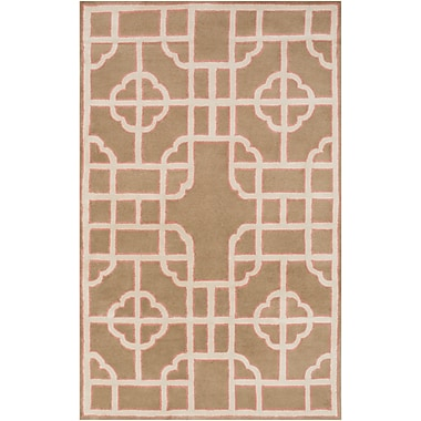Surya Beth Lacefield Calaveras CAV4030-58 Hand Tufted Rug, 5' x 8' Rectangle