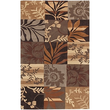 Surya Cosmopolitan COS8817-811 Hand Tufted Rug, 8' x 11' Rectangle