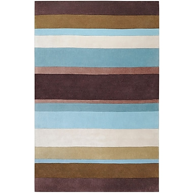 Surya Cosmopolitan COS8904-58 Hand Tufted Rug, 5' x 8' Rectangle