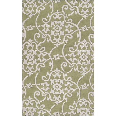Surya Cosmopolitan COS9047-913 Hand Tufted Rug, 9' x 13' Rectangle