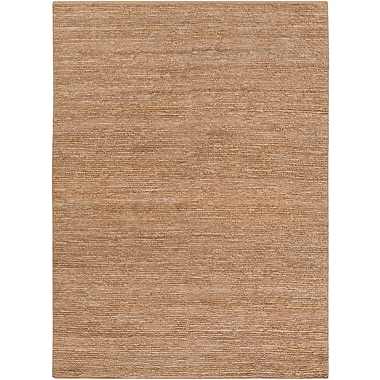 Surya Continental COT1931-811 Hand Woven Rug, 8' x 11' Rectangle
