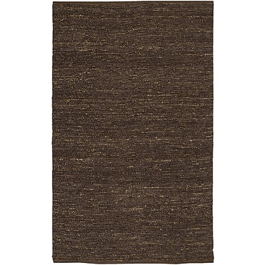 Surya Continental COT1933-811 Hand Woven Rug, 8' x 11' Rectangle