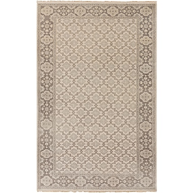 Surya Cappadocia CPP5002-811 Hand Knotted Rug, 8' x 11' Rectangle