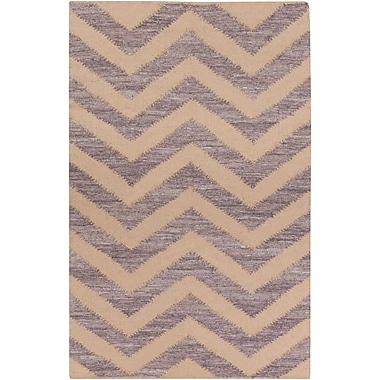 Surya Denim DNM1003-811 Hand Loomed Rug, 8' x 11' Rectangle