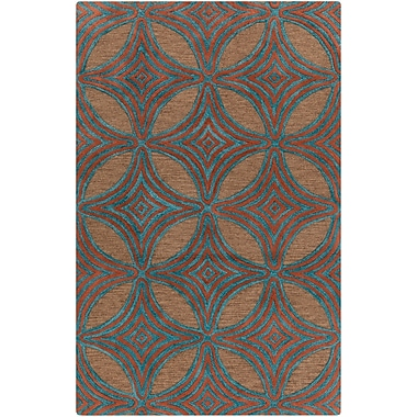 Surya Dream DST1182-58 Hand Tufted Rug, 5' x 8' Rectangle