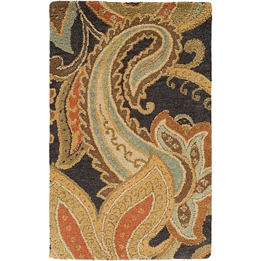 Surya Ellora ELO4003-811 Hand Tufted Rug, 8' x 11' Rectangle
