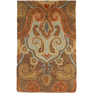 Surya Ellora ELO4008-23 Hand Tufted Rug, 2' x 3' Rectangle