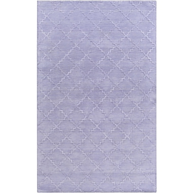 Surya Etching ETC4968-58 Hand Loomed Rug, 5' x 8' Rectangle