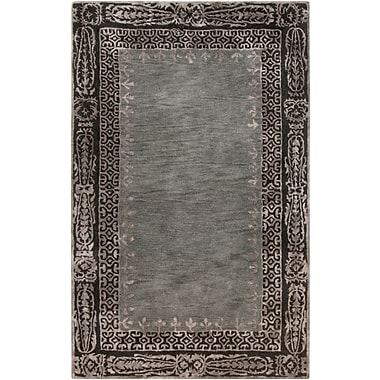 Surya Henna HEN1005-811 Hand Tufted Rug, 8' x 11' Rectangle
