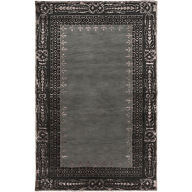Surya Henna HEN1009-811 Hand Tufted Rug, 8' x 11' Rectangle