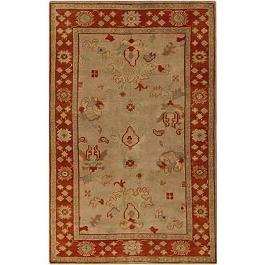 Surya Haven HVN1212-811 Hand Knotted Rug, 8' x 11' Rectangle