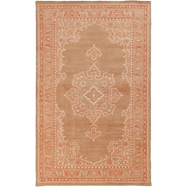 Surya Haven HVN1220-5686 Hand Knotted Rug, 5'6